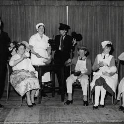 A dramatic Performance at Hapstead Hall       C 1965