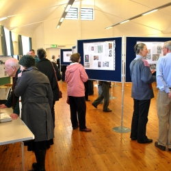 Main Hall Exhibition