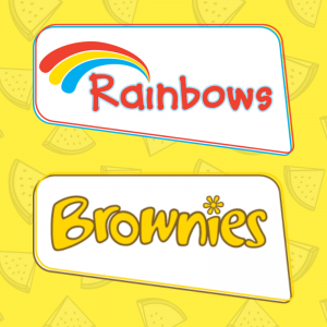 Raimbows / Brownies